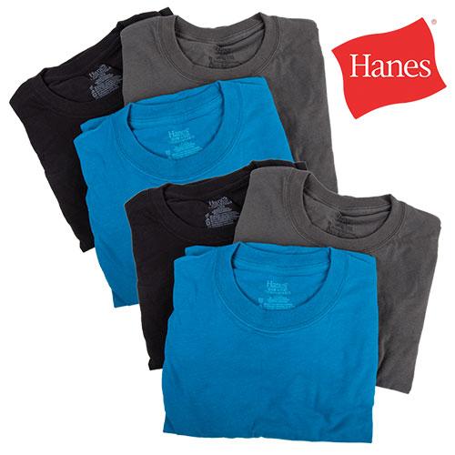 Hanes Stretch T-shirts