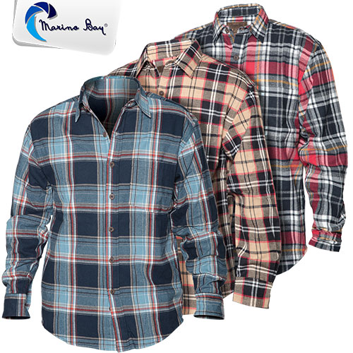Marino Bay Flannels