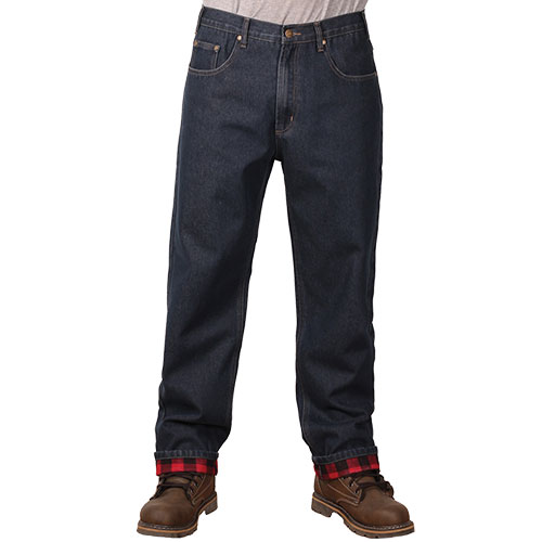 Outback Flannel Lined Jeans