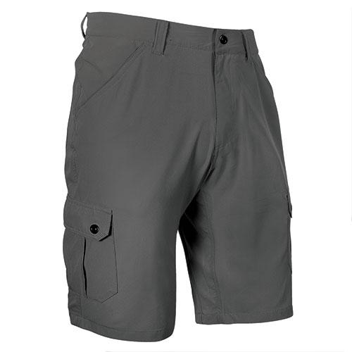 Stillwater Supply Men's Charcoal Stretch Cargo Shorts