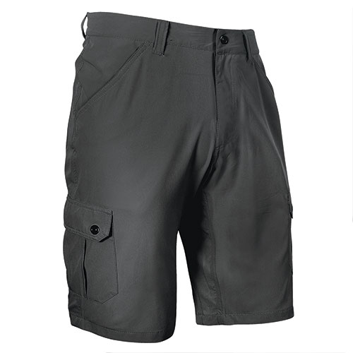 Stillwater Supply Men's Khaki Stretch Cargo Shorts