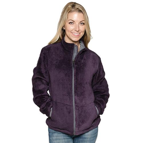 Micro Chenille Jacket - Nightshade