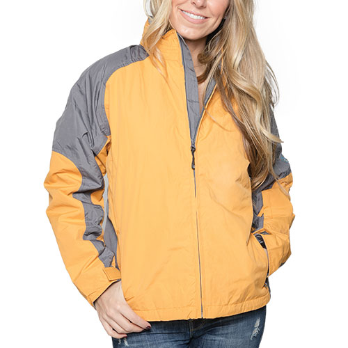 Outerboundary Elevate Women's Pumpkin Blizzard Jacket