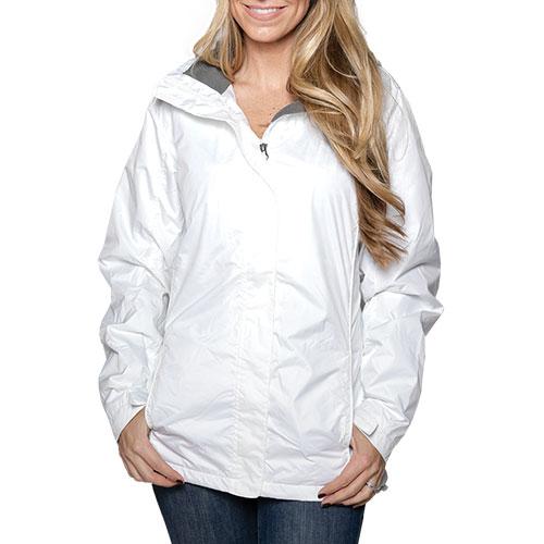 Landway Women's White Alpine Jacket