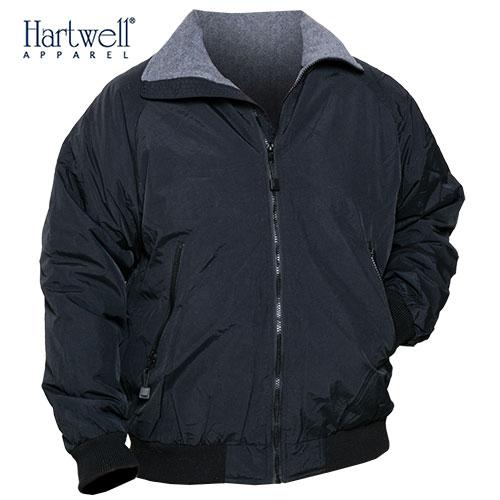 Hartwell Men's Black 3-Season Jacket