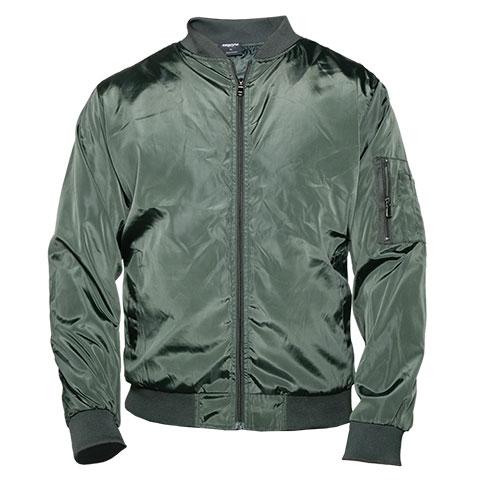 Truppa Men's Olive Bomber Jacket
