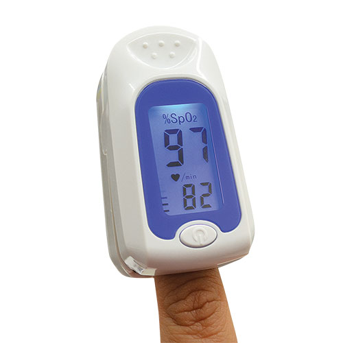 North American Health + Wellness Fingertip Oximeter