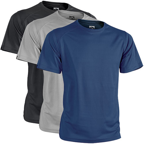Storm Creek Men's Performance Mesh T-Shirts