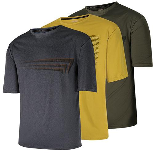 Copper Fit Men's T-Shirts - 3 Pack