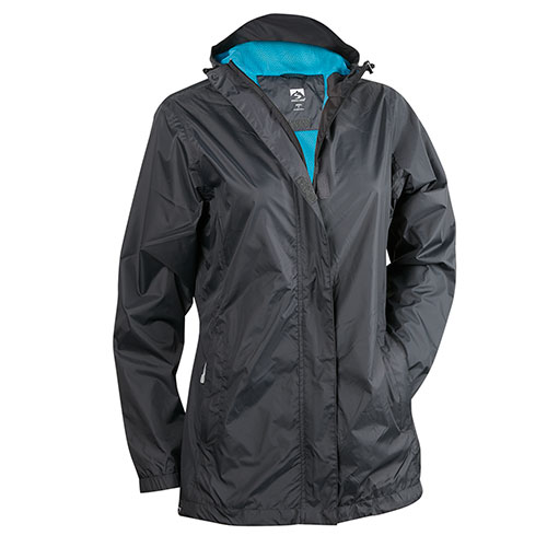 Storm Creek Women's Black Nylon Rachel Jacket