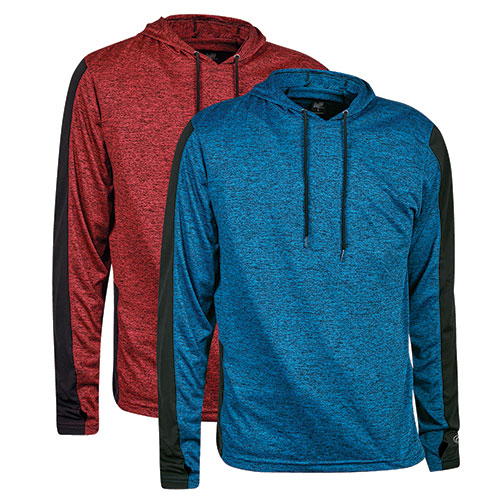 Rawlings Men's Red & Navy Performance Hoody