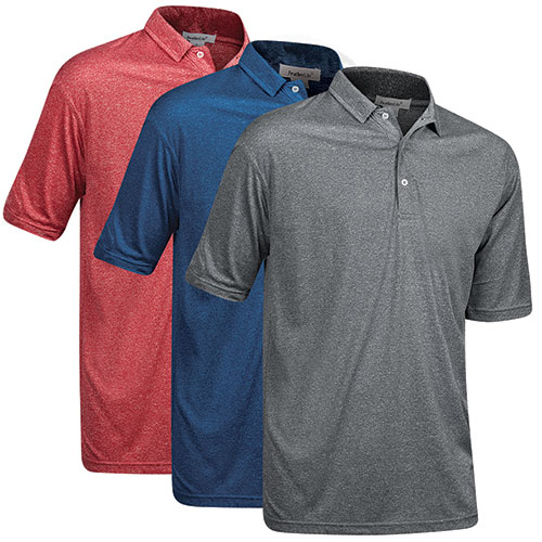 Feather Lite Men's Polo - 3 Pack