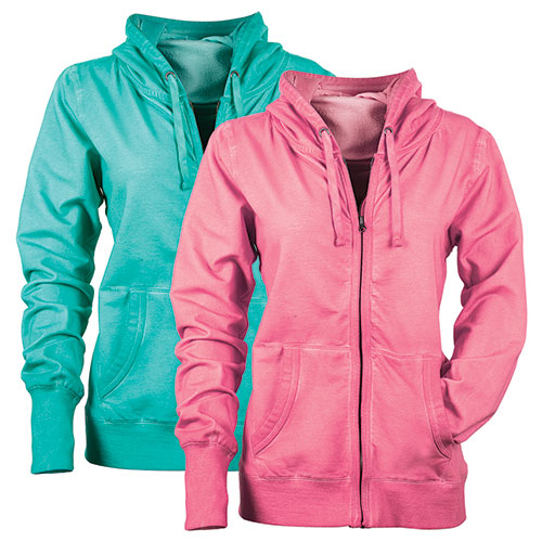 J. America Ladies Hoody - 2 Pack