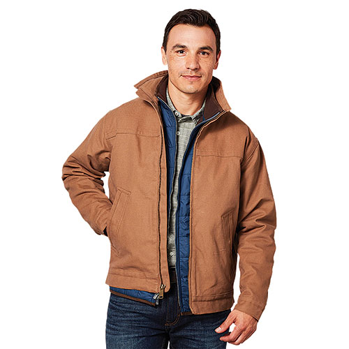 Burk's Bay Men's Conceal Ranch Jacket