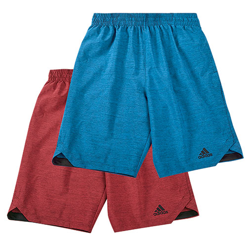 Adidas Woven Axis Men's Shorts - 2 Pack