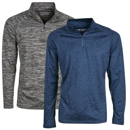 Victory Performance 1/4 Zip Men's Pullovers - 2 Pack