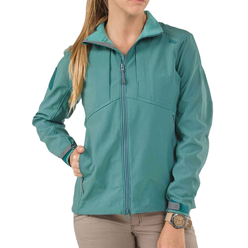 5.11 Women's Agave Sierra Softshell Jacket
