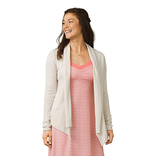 prAna Georgia Women's Cotton Wrap