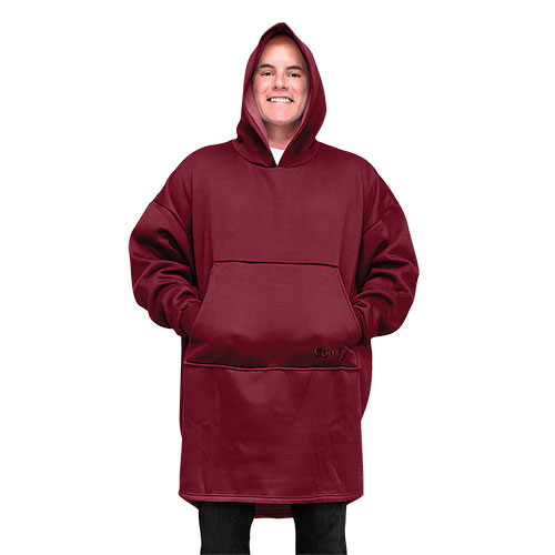 The Comfy Hoodie Wearable Blanket