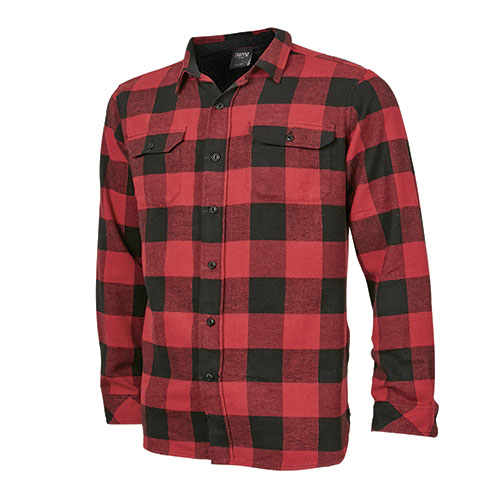 Original Deluxe Quilt-Lined Plaid Shirt