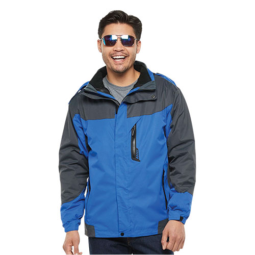 Victory Outfitters Men's 3-in-1 Ski Jacket