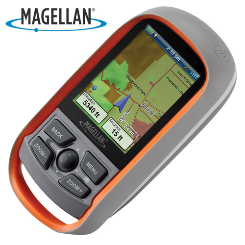 Magellan Explorist GPS