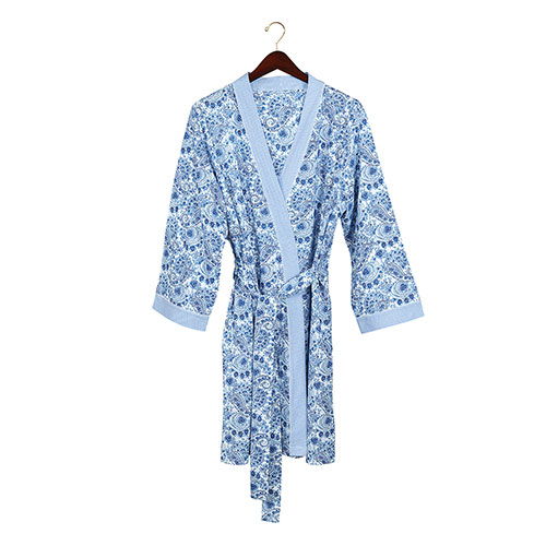 Metropolitan Blue Women's Travel Sleep Set