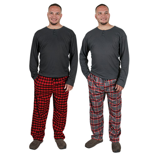 Rugged Frontier Thermal Pajamas - 2 Pack