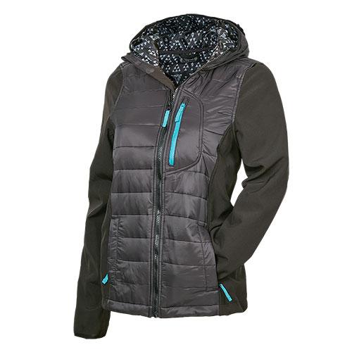 Cheyenne Women's Quilted Equestrian Jacket
