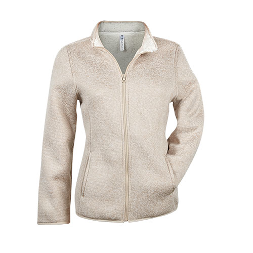 Artisans Women's Sherpa-Lined Jacket - Cream