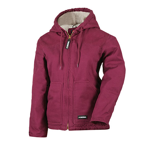 Berne Women's Softstone Hooded Coat