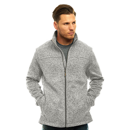 Trailcrest Men's Fleece Sweater Jacket