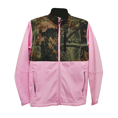 Trailcrest Pink Camo Women's Jacket