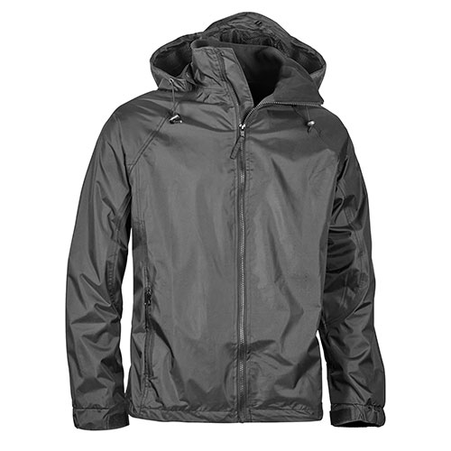 Cold Storage Men's Rain Jacket