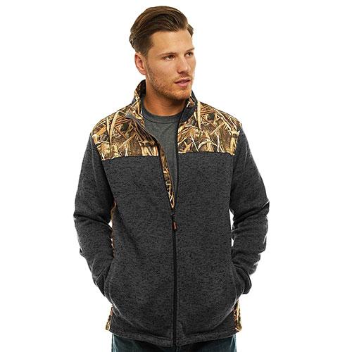 Trailcrest Mossy Oak Men's Sweater Fleece