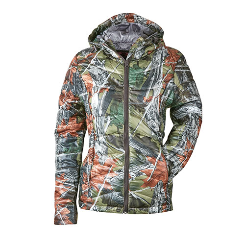 Trailcrest Camo Women's Puffer Jacket
