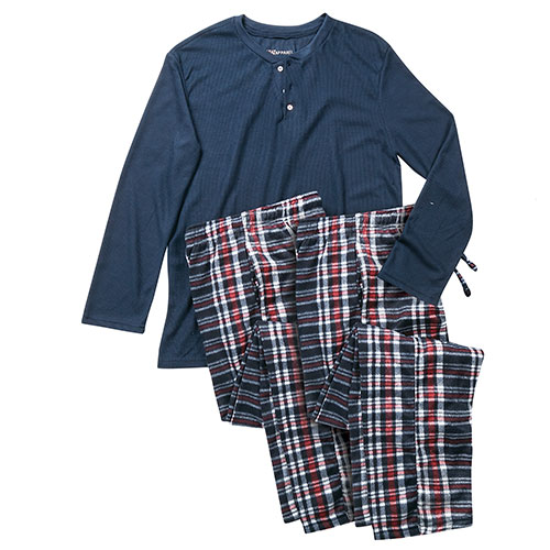 Ten West 3 Piece Men's Lounge Set