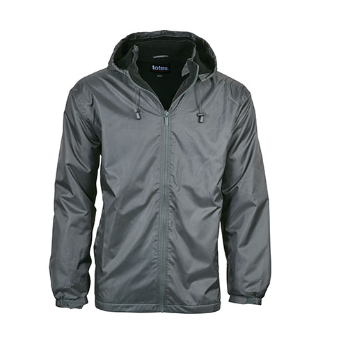 Totes Men's Full-Zip Storm Jacket