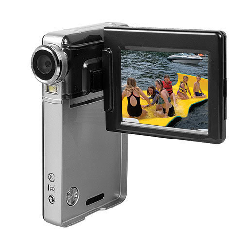 Vivitar DVR985HD Ultra Slim 12.1MP Camcorder