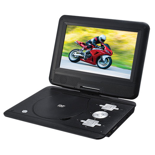Onn 10 inch Portable DVD Player