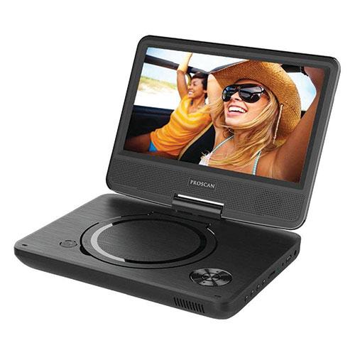 Proscan 9 inch Swivel-Screen DVD Player