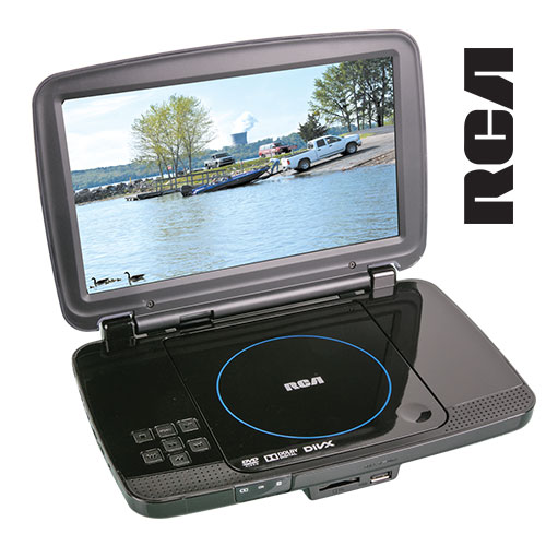 RCA 10 Inch Portable DVD Player with USB
