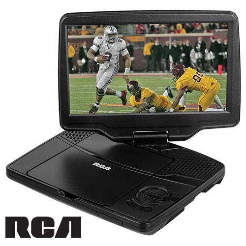 Heartland America: RCA Portable DVD Player