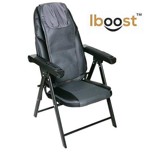 iBoost Folding Shiatsu Massage Chair
