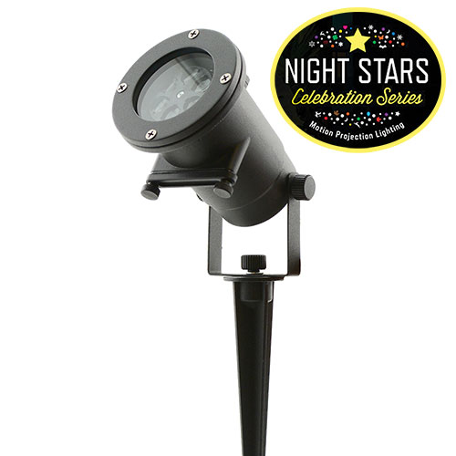 Night Stars Celebration Projector