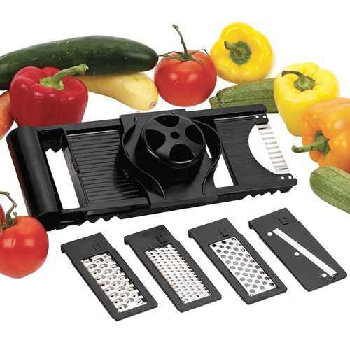 5-In-1 Mandoline Slicer