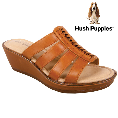 Hush Puppies Roux Sandals - Tan