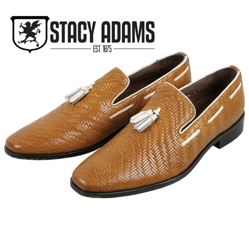 Stacy Adams Santoya Tassel Loafers