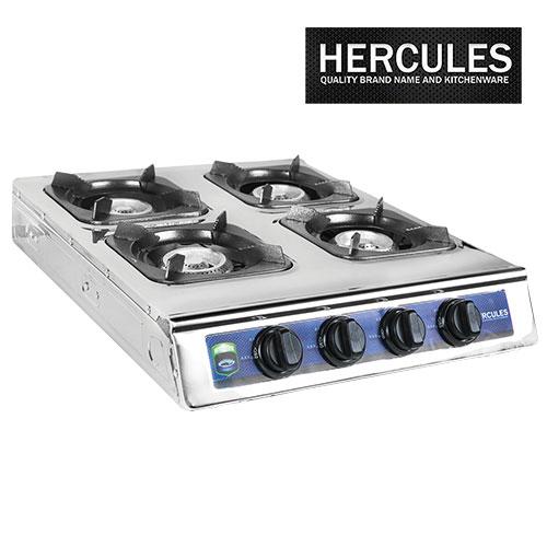 Superior Hercules 4 Burner Propane Stove