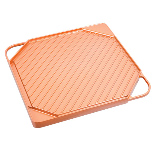Eternal Copper Griddle Grill
